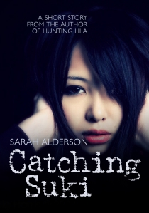 Catching Suki Cover
